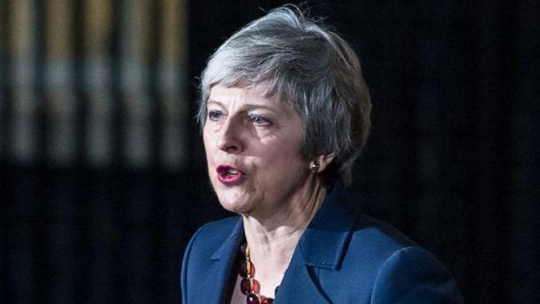 British prime minister resigns
