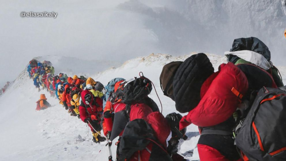 Mount Everest may re-evaluate permit process amid recent deaths