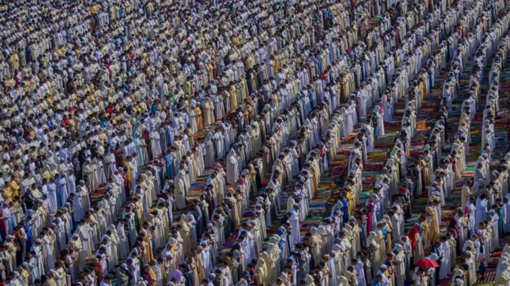 What you need to know about Eid al-Fitr, the end of Ramadan