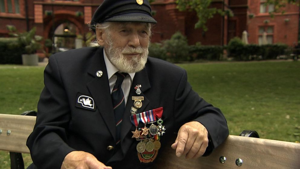 D-Day veteran beating Ed Sheeran, Taylor Swift in the charts with