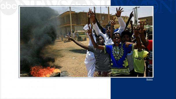 VIDEO: US envoy to Africa to meet military leaders as deadly protests erupt in Sudan