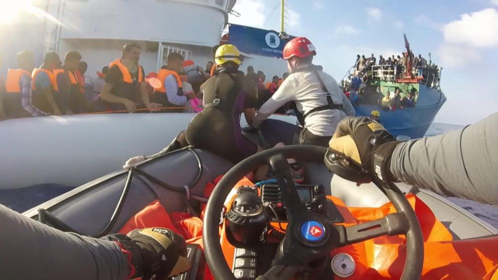 Sea rescue volunteers to face criminal charges for rescuing migrants
