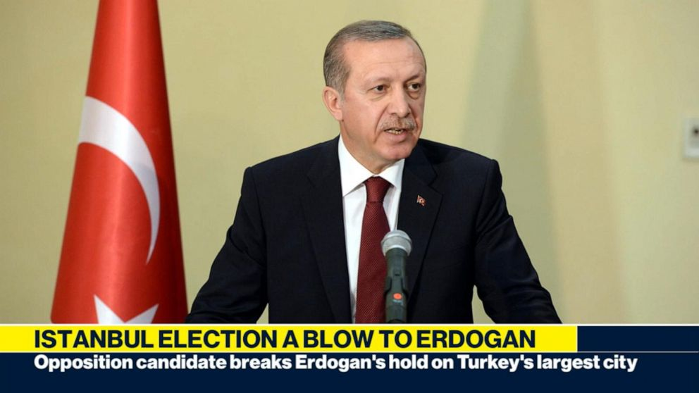 Across the Pond: Istanbul elects opposition candidate in blow to Erdogan
