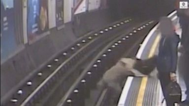 VIDEO: Man who pushed 91-year-old onto London train tracks sentenced to life imprisonment