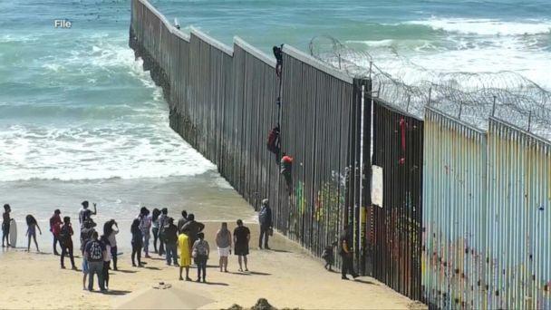 Migrant crossings plummet, as Mexico cracks down