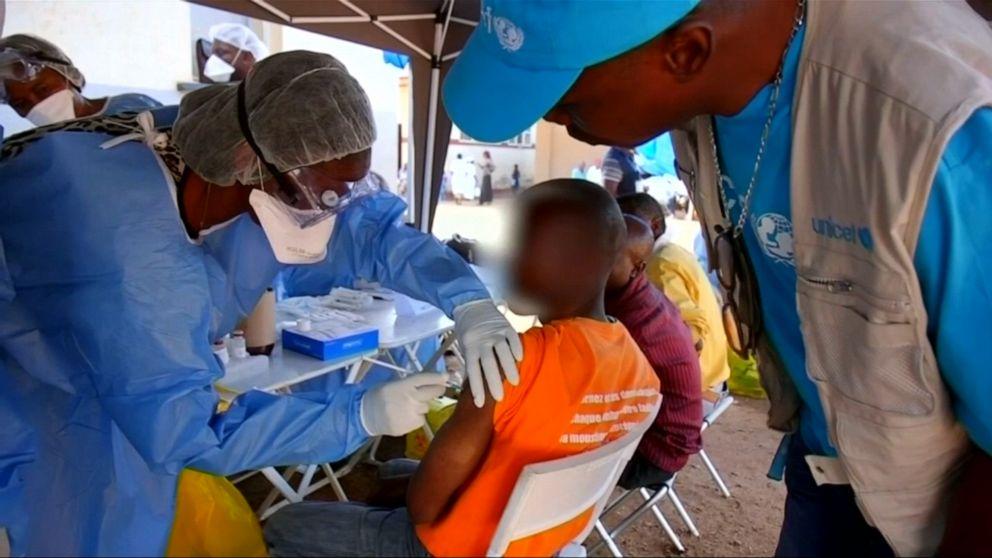 Ebola outbreak spreads to remote, militia-controlled territory in Democratic Republic of Congo
