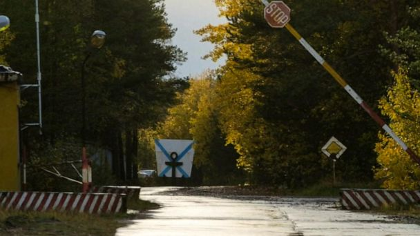 Russian military orders village evacuation then cancels it following explosion