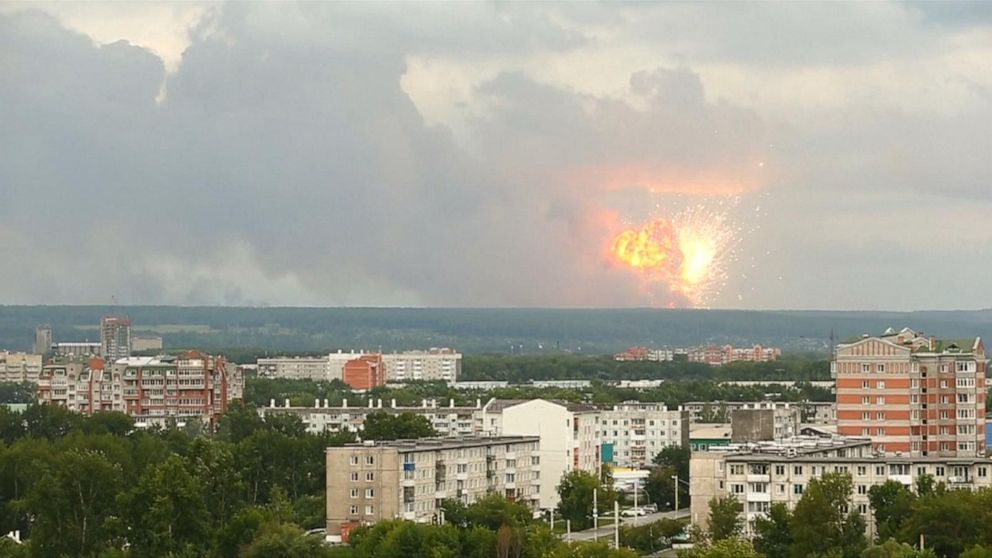 Russia nuclear mystery deepens