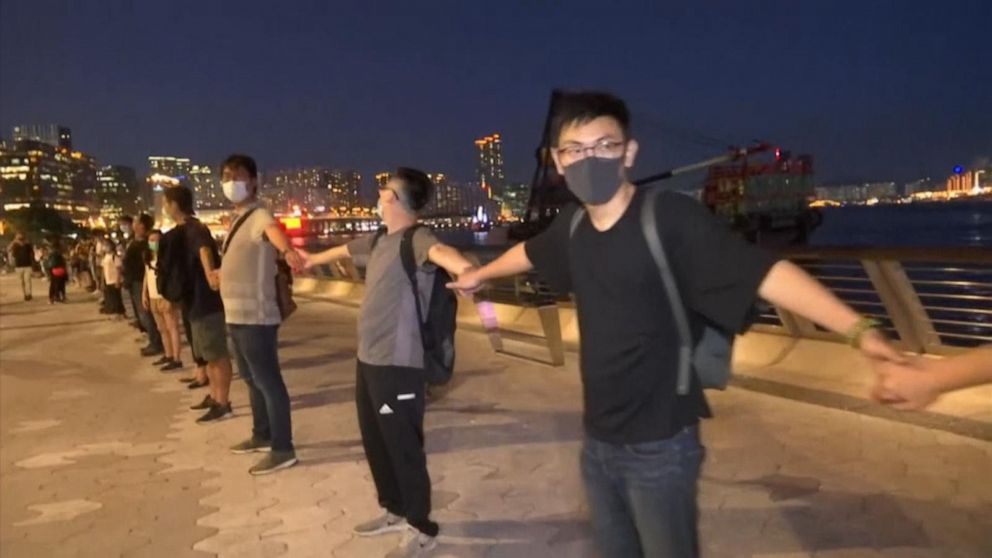 Pro-democracy demonstrators continue to fight for Hong Kong autonomy