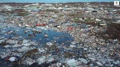Bahamas death toll rises Video - ABC News