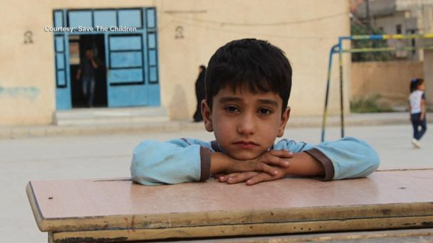 Effects of conflict on families and children in Syria
