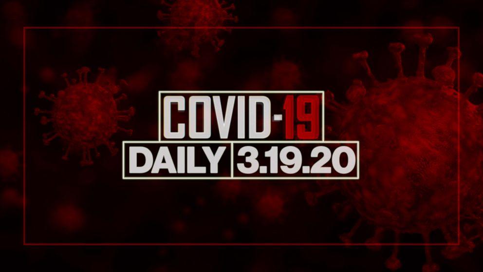 Global Coronavirus Death Toll Surpasses 10 000 California