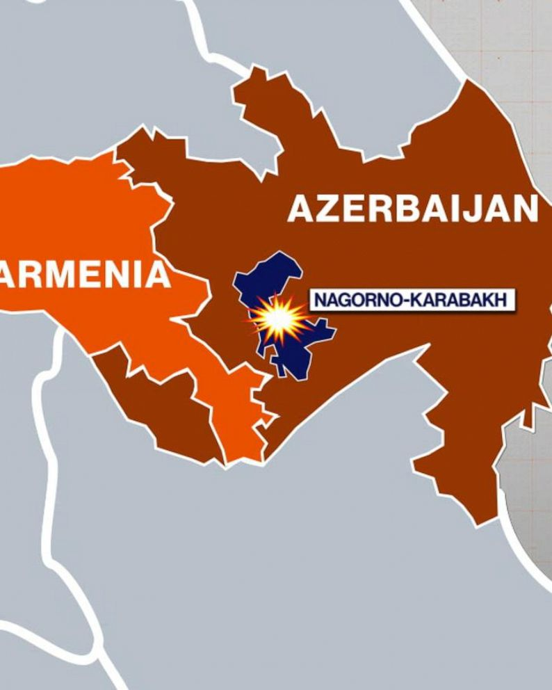 Us Brokered Ceasefire For Armenia Azerbaijan Fails Fighting Continues Abc News