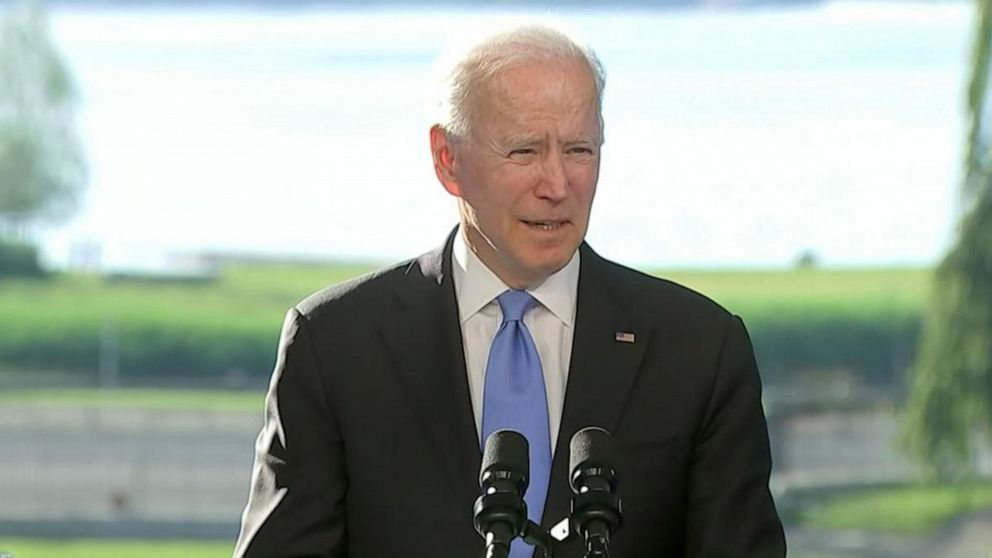 Biden: Putin summit was positive, but there's much more work ahead