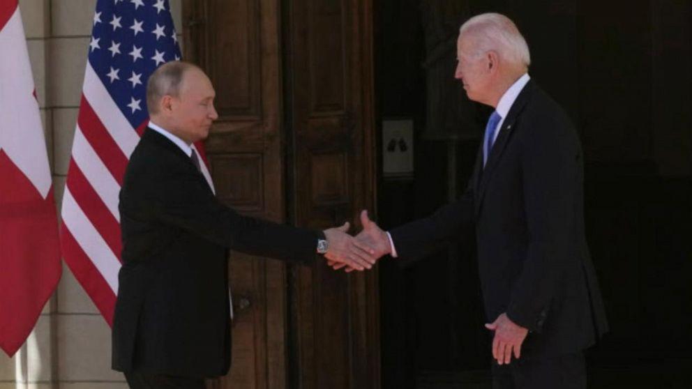 Nuclear arms control key topic in Biden-Putin summit