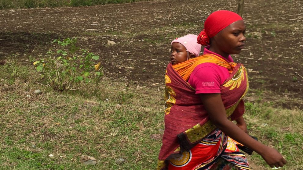 Every Mother Counts helps to make childbirth safer in 8 countries, including Tanzania.
