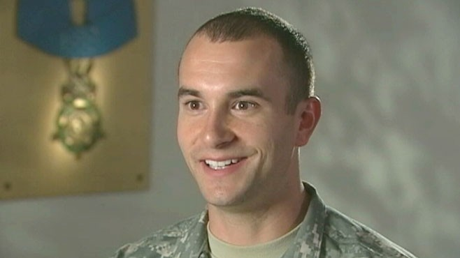 VIDEO: Medal of Honor winner SSG Salvatore Giunta ABC News Exclusive Interview 9/13/10.