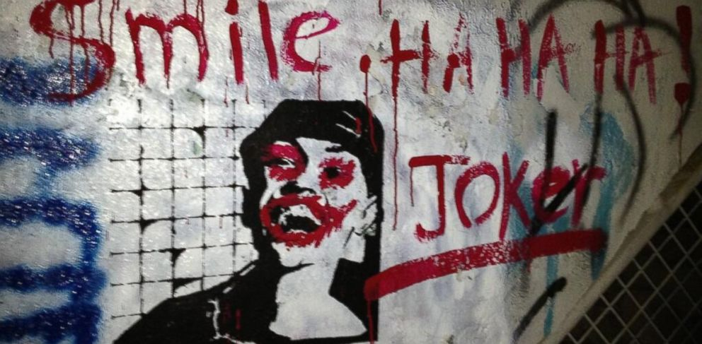 Inside Iran The Joker Strikes Again Abc News