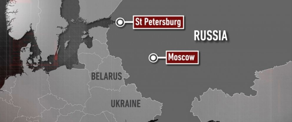 po russian security officials have arrested seven people over alleged plans to carry out terror