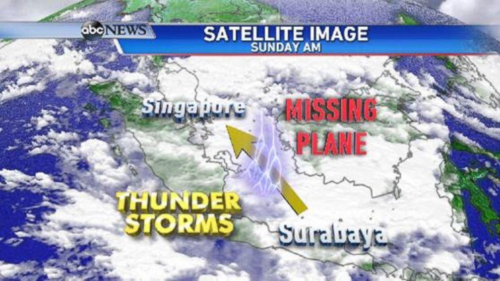 Searchers \'Suspect\' Missing AirAsia Jet Is on Ocean Floor ...