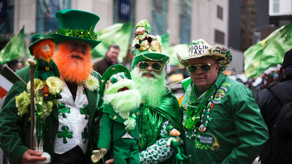 83047bc3e08b St. Patrick s Day Celebrations Around The World Photos - ABC News