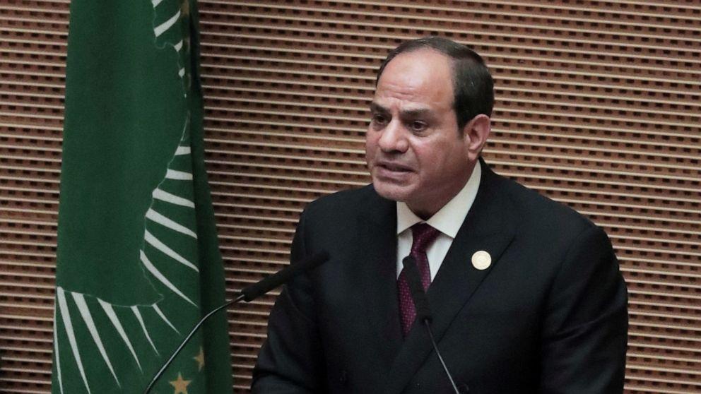 Pengadilan mesir memerintahkan pembebasan warga negara AS setelah 6 bulan penahanan
