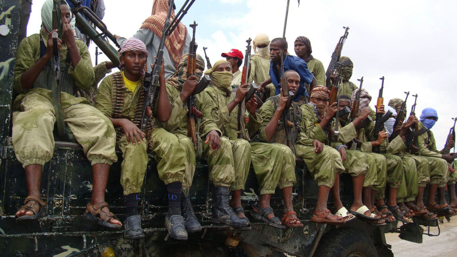 Trump\'s directive on offensive airstrikes in Somalia could fuel ...