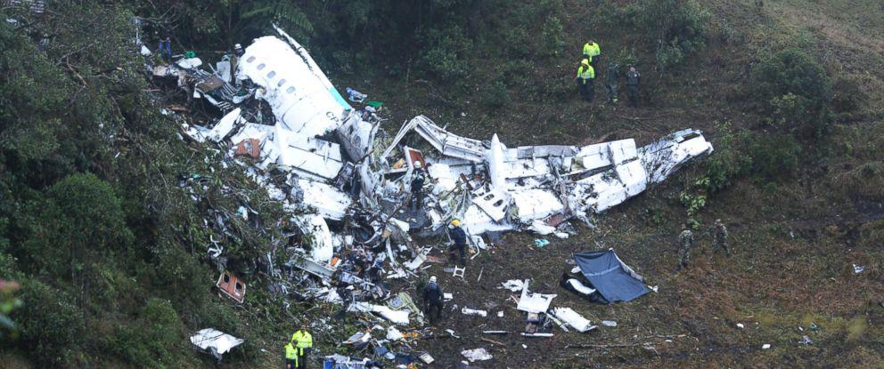 86f78dc4173 6 Survive Colombian Plane Crash That Killed 71 - ABC News