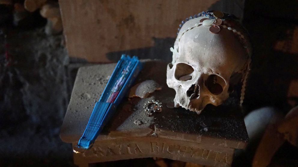 Inside Naples Cult Of The Dead Abc News