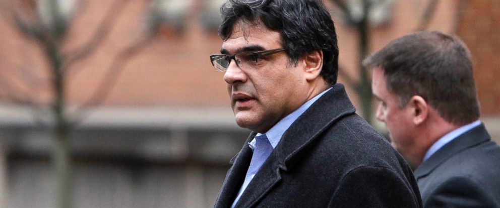 PHOTO: Former CIA officer John Kiriakou, left, and his attorney John Hundley, leave federal court in Alexandria, Va., Jan. 23, 2012.