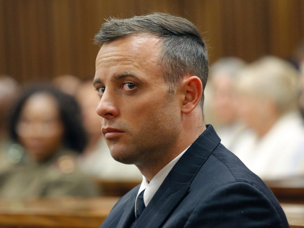 PHOTO: Oscar Pistorius appears in the High Court, for sentencing proceedings in this June 14, 2016 file photo in Pretoria, South Africa.