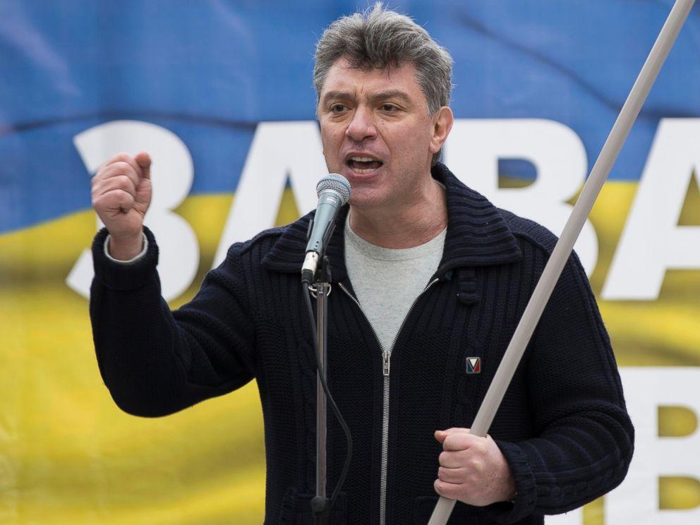 Model Dating Boris Nemtsov: Girlfriend Describes What She ...