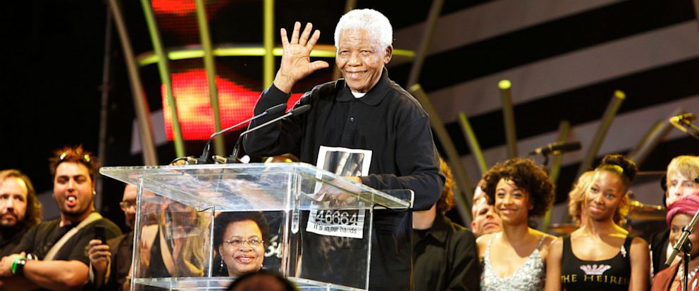 The Final Fight of Nelson Mandela's Life