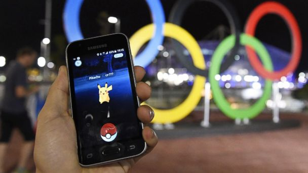 'Pokemon Go' Launches in Brazil Ahead of Olympics