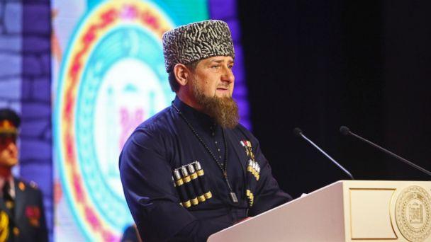 Chechen Leader Hosts Children's MMA Fight