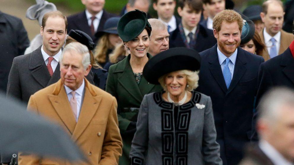 Royal Christmas.A Very Royal Christmas At Sandringham Abc News