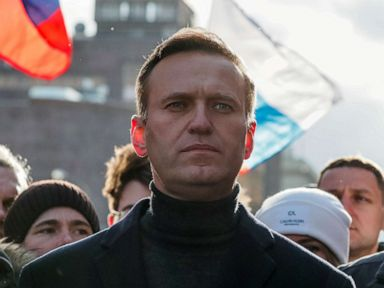 Russias Navalny visited by German chancellor in hospital