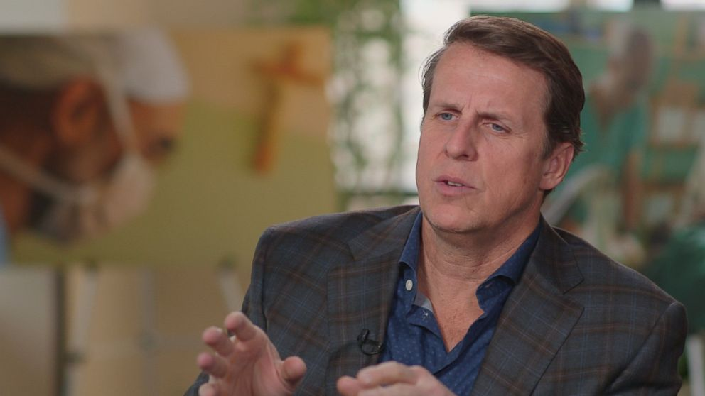 """Filmmaker Kenneth Carlson documented the daily challenges and heroics of Dr. Tom Catena for his film, """"Heart of Nuba."""""""