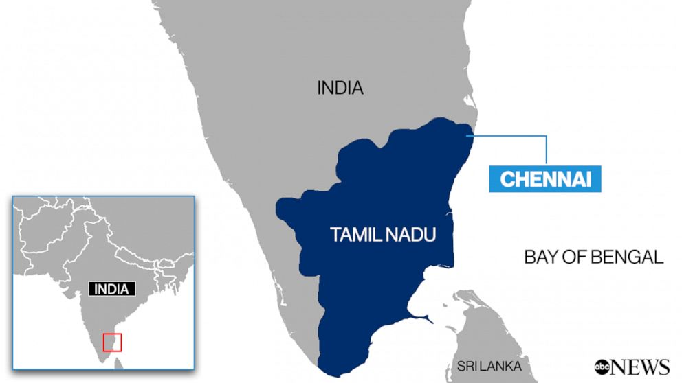 Chennai. one of the world\'s largest cities, is facing a ...