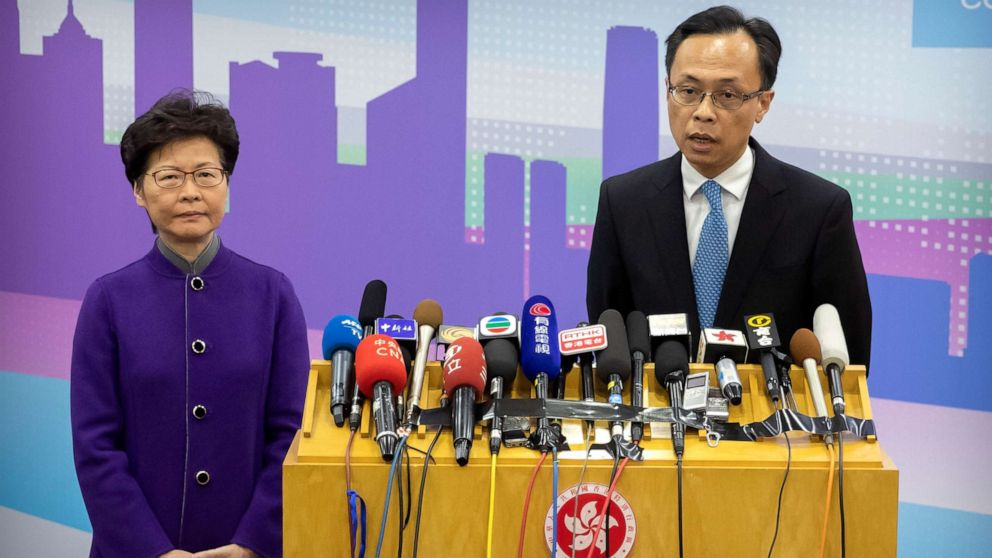 Why is Beijing going out of the way to endorse deeply unpopular Carrie Lam? thumbnail