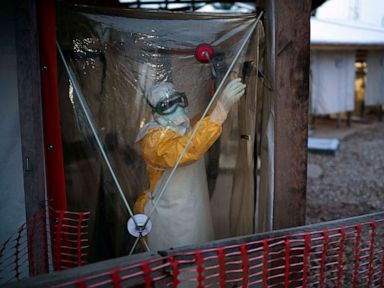 Ebola outbreak reaches remote, militia-run territory in Democratic Republic of Congo