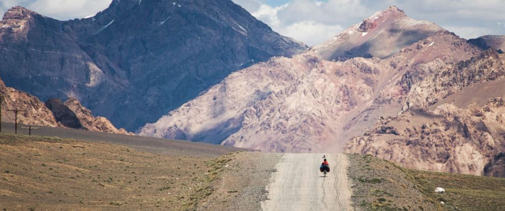 2 American cyclists among 4 dead in Tajikistan attack