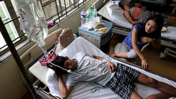 Dengue epidemic declared in Philippines, over 600 dead and nearly 150,000 cases this year