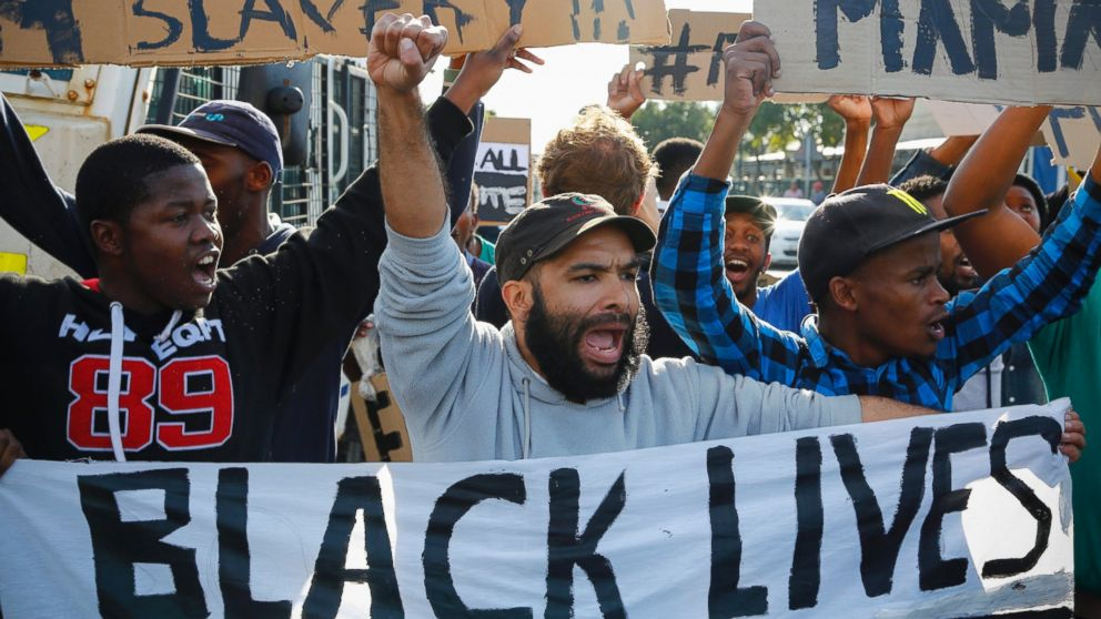 Black Lives Matter Protests Go Global, From Ireland to South ...