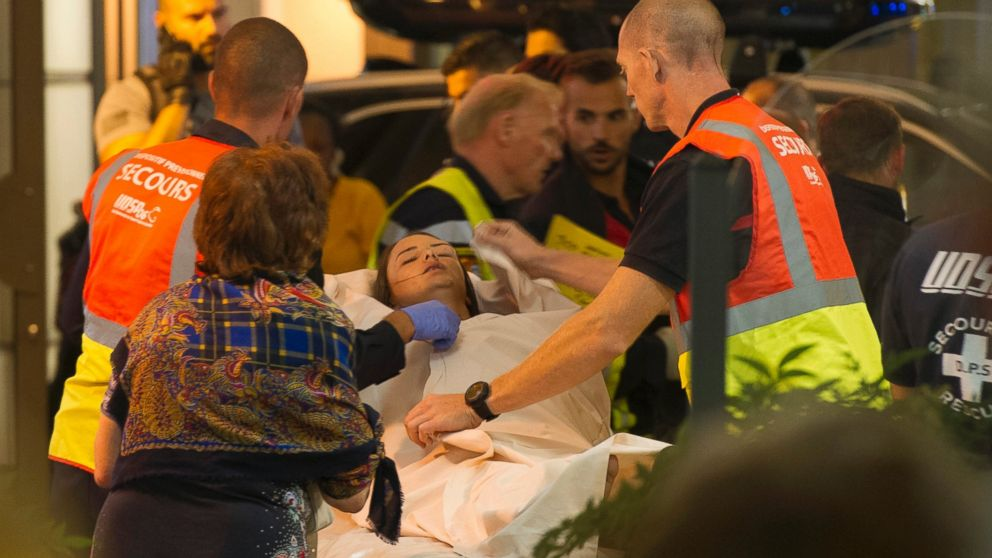 Terror Attack On Nice 84 Dead After Grenade Filled Truck Plows Into Crowd Abc News