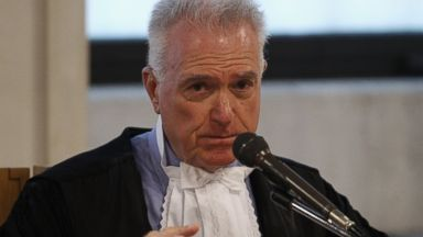 PHOTO: Judge Claudio Pratillo Hellmann conducts the Amanda Knox and Raffaele Sollecito appeal hearing in Perugias Court of Appeal, Sept. 30, 2011 in Perugia, Italy.