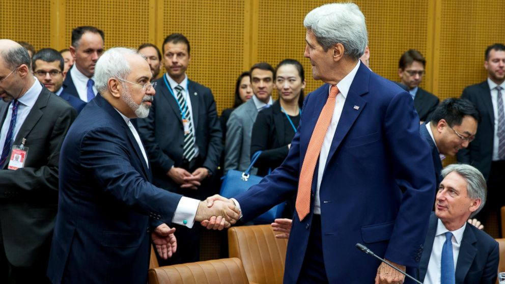 Iran Agrees To Halt Nuclear Program In Historic Deal With World