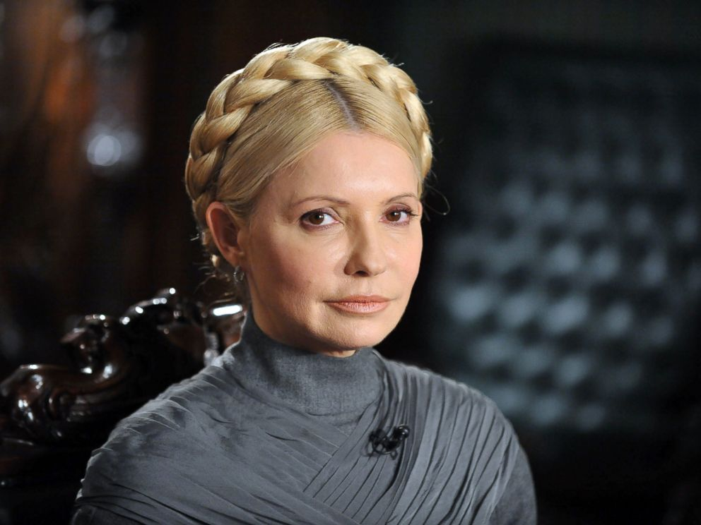 PHOTO: Ukraines former Prime Minister and a leader of the opposition Yulia Tymoshenko poses in her residence in this Feb. 2, 2011, file photo.