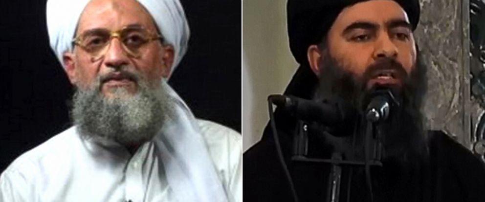 PHOTO: Ayman al-Zawahiri | Abu Bakr al-Baghdadi