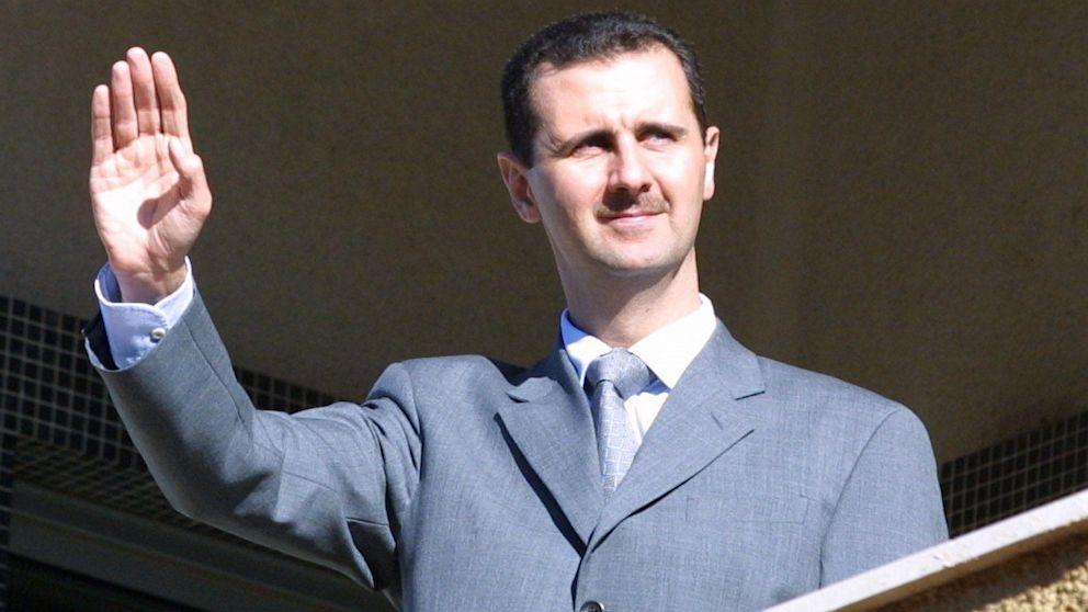 Image result for Images, Syrian President